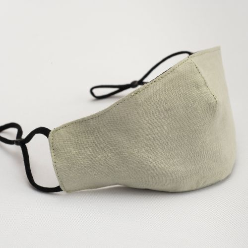 Kilcoo Irish linen facemask