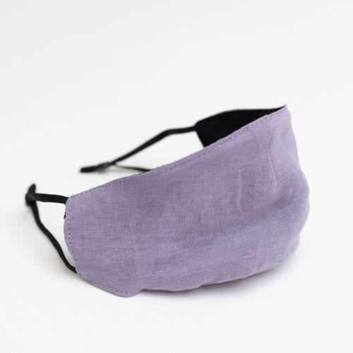 Kinsale Irish linen facemask