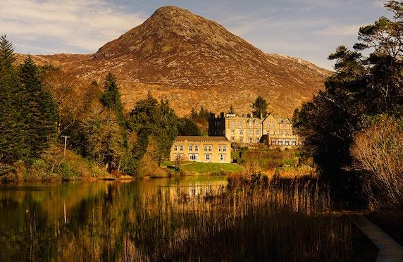 Ballynahinch Castle Hotel, Connemara