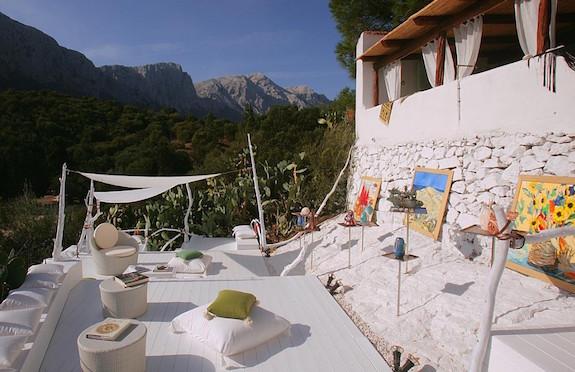 Hotel Su Gologone, Sardinia