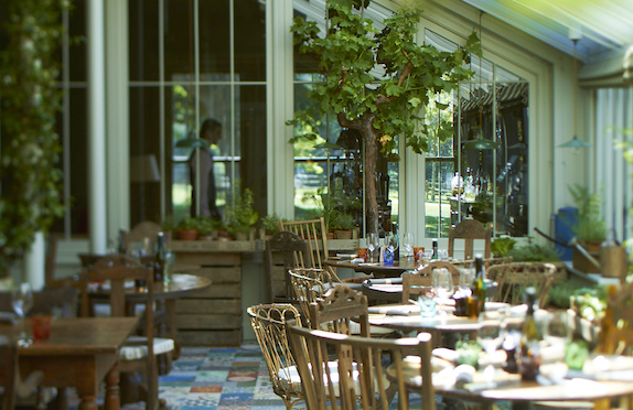 Restaurant, The Pig, New Forest