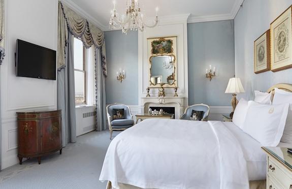 Royal Suite, Waldorf Astoria New York