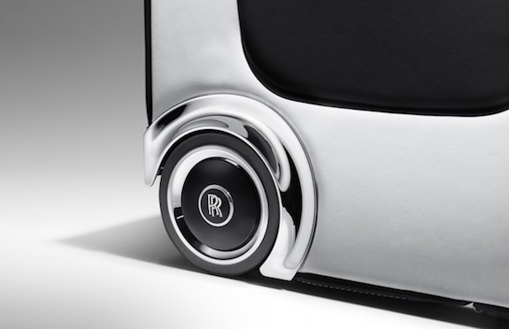 Wraith Luggage Collection by Rolls-Royce