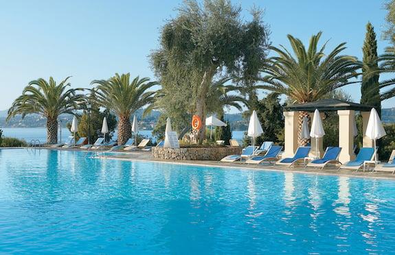 Pool, Corfu Imperial, Grecotel Luxury Resort, Corfu