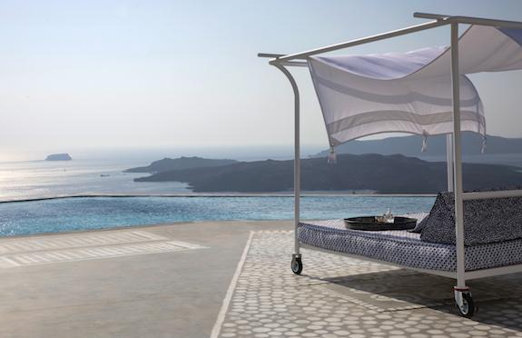 Terrace, Erosantorini