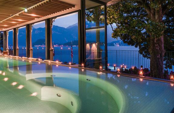 Spa, Grand Hotel Tremezzo, Como