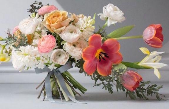 Hand-tied Bouquet Masterclass/London Flower School