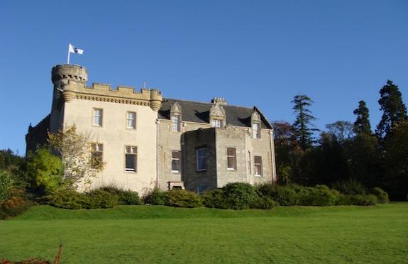 Tulloch Castle, Dingwall