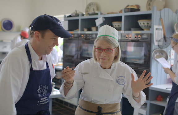 Darina Allen, Ballymaloe Cookery School