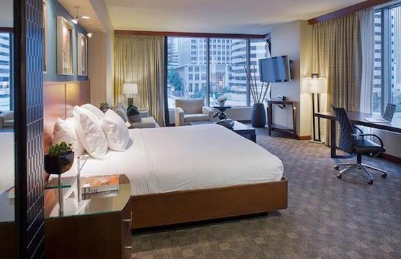 Hotel 1000, Seattle, US