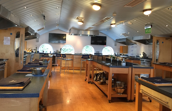 Kitchen, Rick Stein's Padstow Seafood School