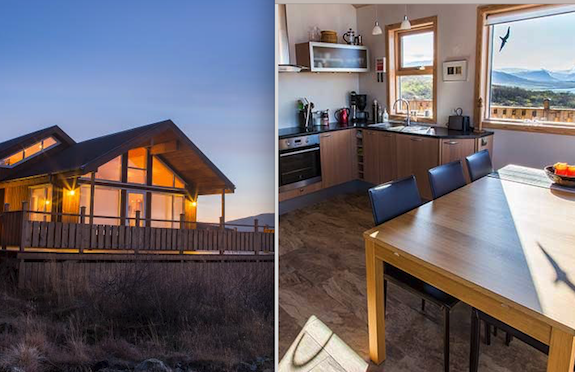 Brekka Cottage, Iceland