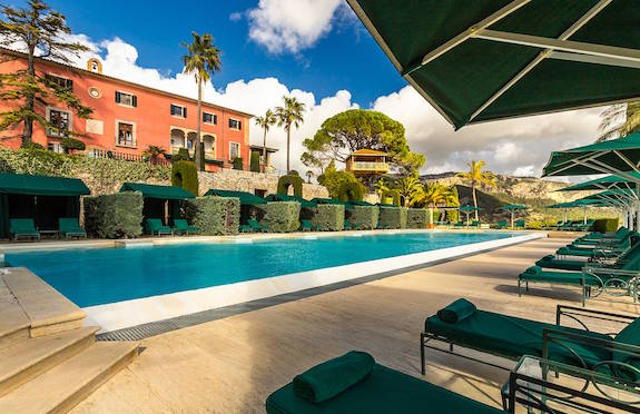 Pool, Gran Hotel Son Net, Mallorca