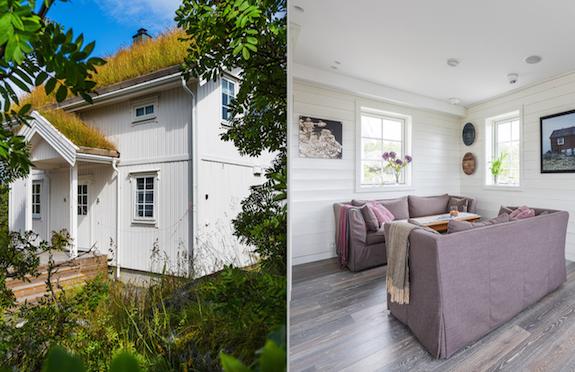 Hattvika Lodge, Norway