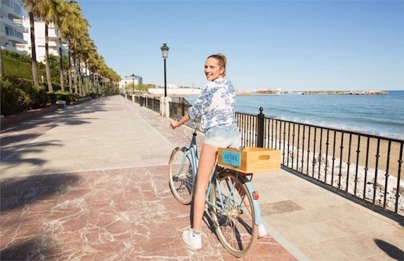 Cycle Safari, Amare Marbella Beach Hotel