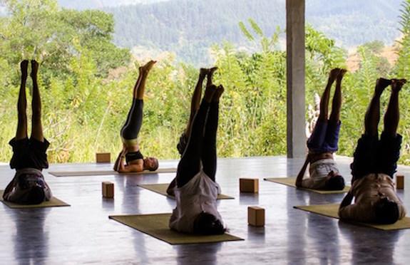 Santani Yoga, Sri Lanka