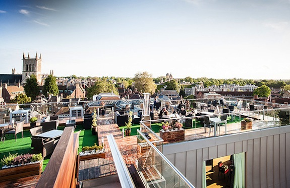 Rooftop Bars To Chill Out On By Maggie O Sullivan