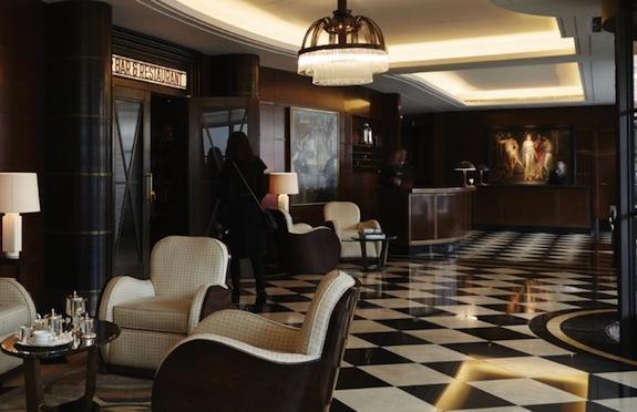 Lobby, The Beaumontl