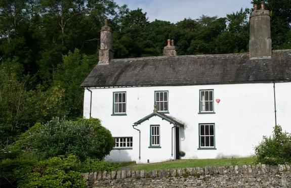 Exterior, Holeslack Farmhouse, Cumbria