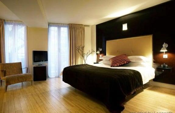 Bedroom, No 5 Maddox Street
