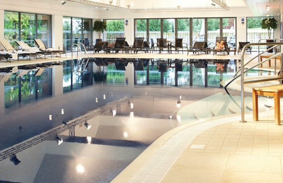 Pool, Donnington Valley Hotel & Spa, Berkshire