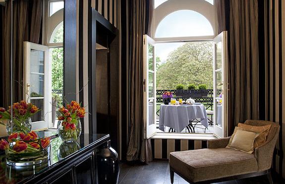 Suite, Baglioni Hotel, London