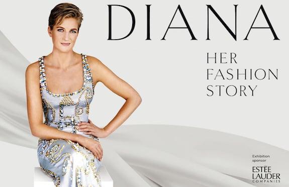 Diana: Her Fashion Story, Kensington Palance