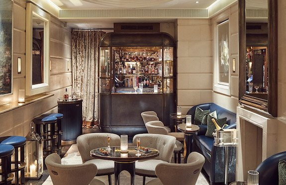 Champagne Bar, The Connaught, London