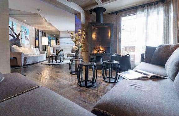 Apartment, Les Grandes Alpes Private Hotel, Courchevel 1850