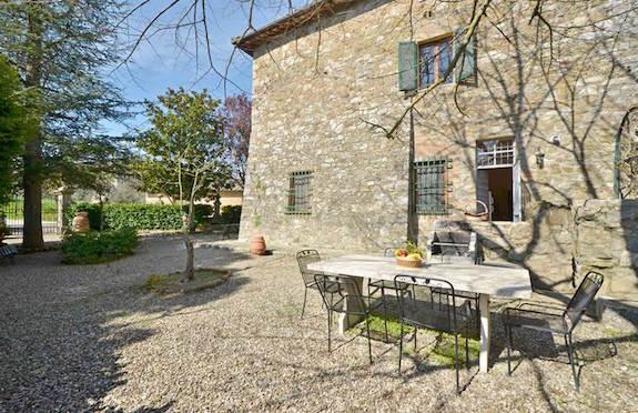 Villa Beba, To Tuscany