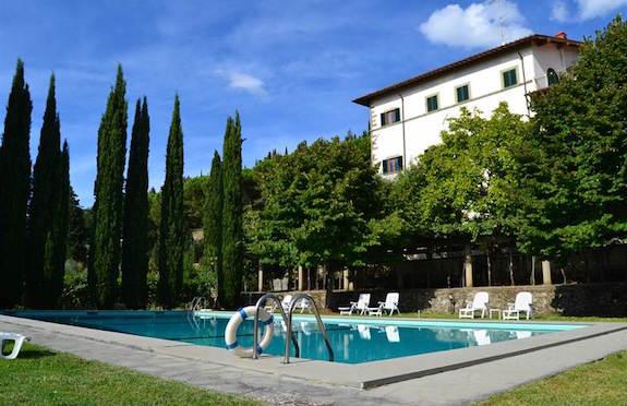 Villa Paterno, To Tuscany