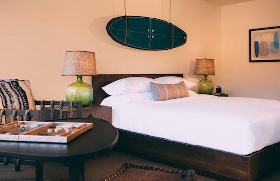 Bedroom, The Goodland hotel, California