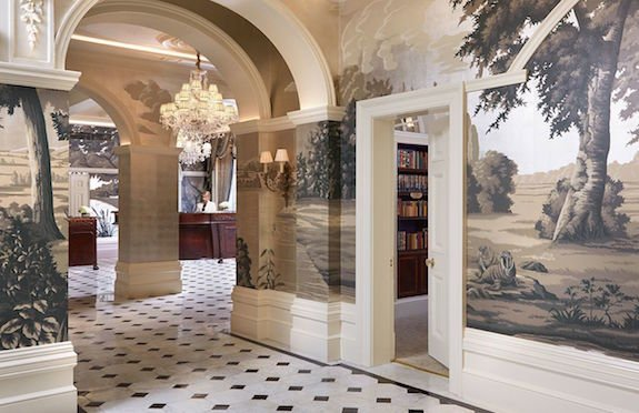 Lobby of The Goring, London