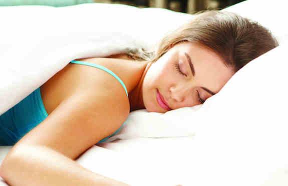 Woman in Sleep Advantage Programme, Crowne Plaza