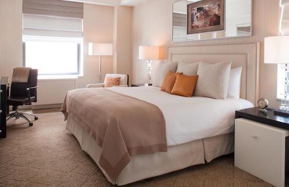 Bedroom, The Benjamin