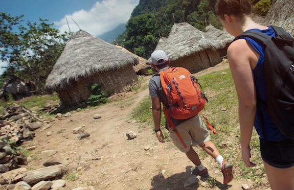 Trekking in Colombia, G Adventures