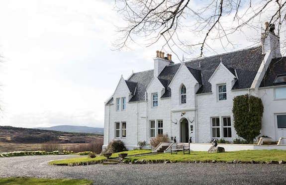 Kinloch Lodge, Isle of Skye