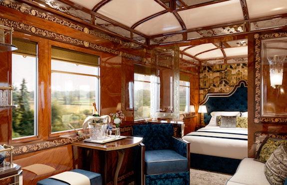 Grand Cabin, Venice-Simplon-Orient Express