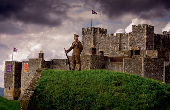 Dover Castle/Visit Kent