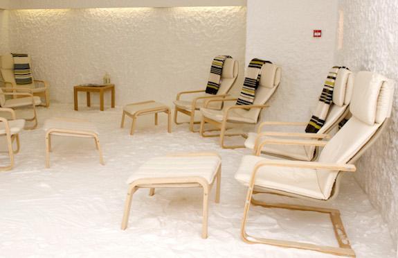 Salt Cave therapy centre