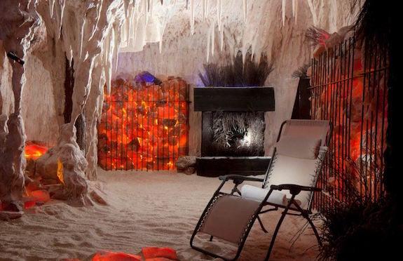 Salt Cave, Radisson Blu Hotel & Spa, Galway
