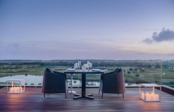 Private terrace, Anantara Vilamoura Algarve Resort