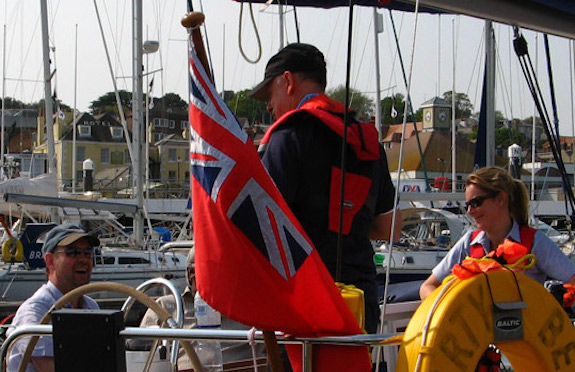Hamble School of Yachting, Southampton