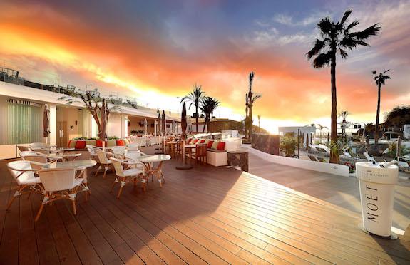 Hard Rock Hotel Beach Club, Tenerife