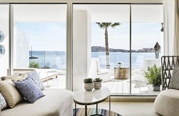 Bedroom, Nobu Ibiza