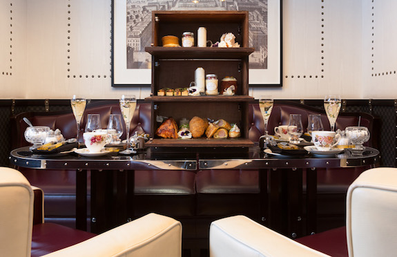 The Luggage Room, London W1