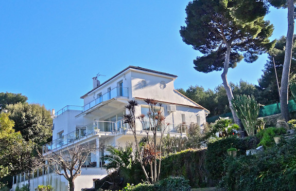 Cap d'Antibes villa, The Wow House Company