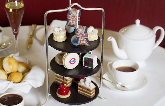 London Royal Tea, Cafe Royal