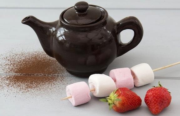 Chocolate teapot, prezziebox.com