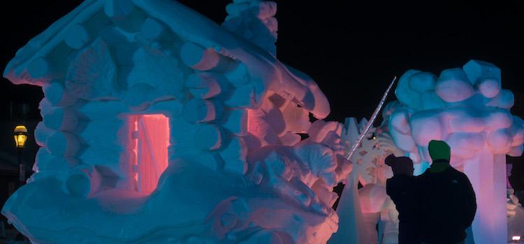 Snow Sculpture Festival, Breckenridge